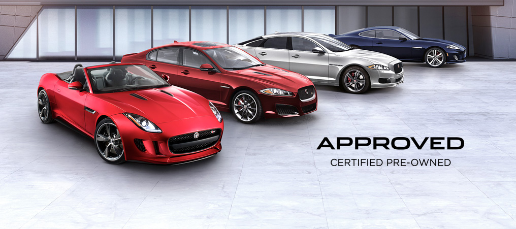 Jaguar Certified Pre-Owned Sales Event
